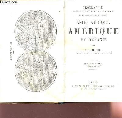ASIE, AFRIQUE, AMERIQUE ET OCEANIE  / collection