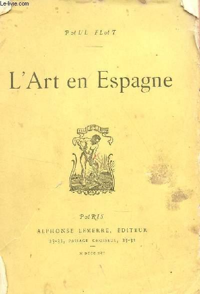 L'ART EN ESPAGNE
