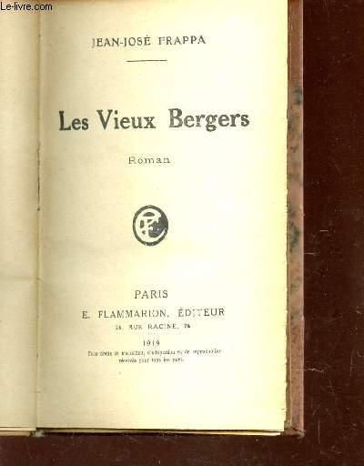 LES VIEUX BERGERS