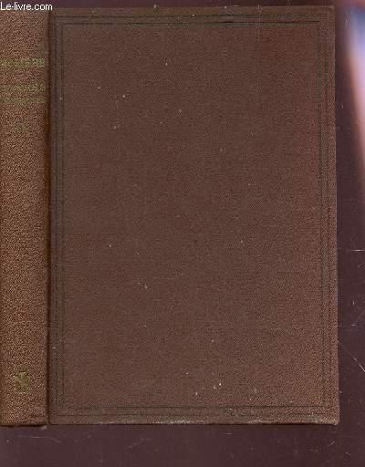 OEUVRES COMPLETES DE MOLIERE - TOME IX : Les Fourberies de Scapin, La Comtesse d'Escarbagnas.
