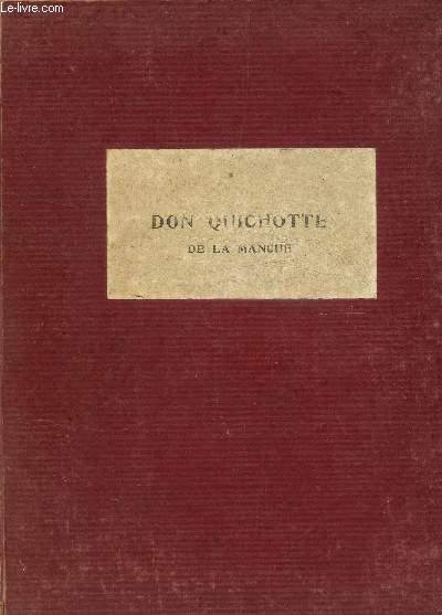 DON QUICHOTTE DE LA MANCHE / EDITION REDUITE ET MISE A LA PORTEE DE LA JEUNESSE PAR PAUL LEFEVRE-GERARLDY.