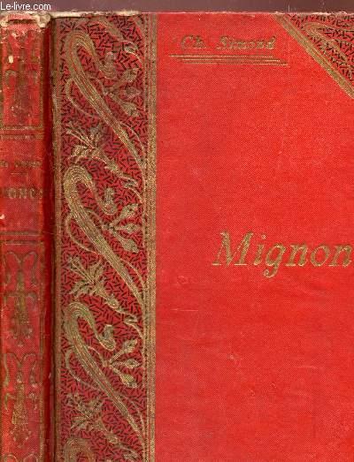 MIGNON  / IMITE DE L'ALLEMAND PAR CH. SIMOND.