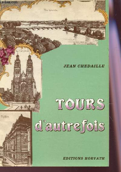 TOURS D'AUTREFOIS / COLLECTION