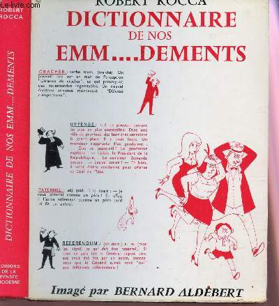 DICTIONNAIRE DE NOS EMM... DEMENTS