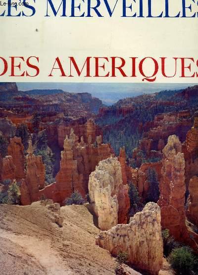 LES MERVEILLES DES AMERIQUES / COLLECTION REALITES.