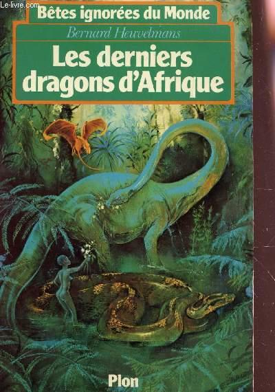 LES DERNIERS DRAGONS D'AFRIQUE / COLECTION