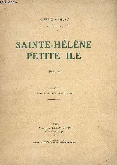 SAINTE-HELENE PETITE ILE.