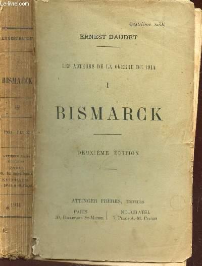 BISMARCK - TOME I DE