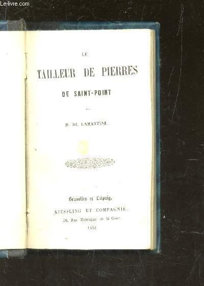 LE TAILLEUR DE PIERRE DE SAINT-POINT