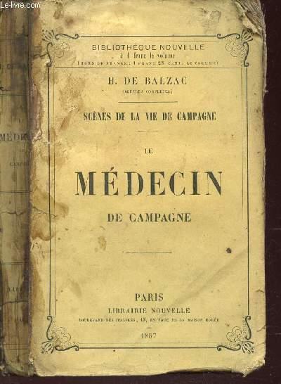 LE MEDECIN DE CAMPAGNE /