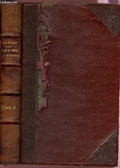 LETTRES DU TONKIN ET DE MADAGASCAR (1894-1899) - TOME II.