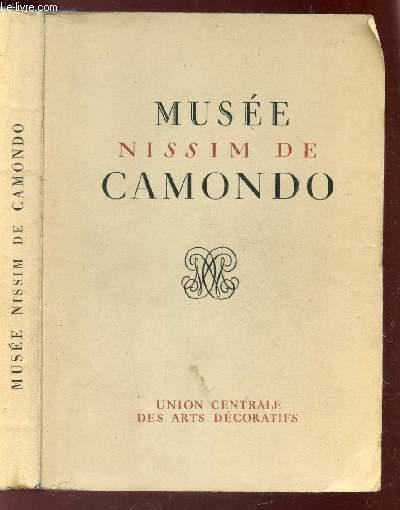 MUSEE NISSIM DE CAMONDO.