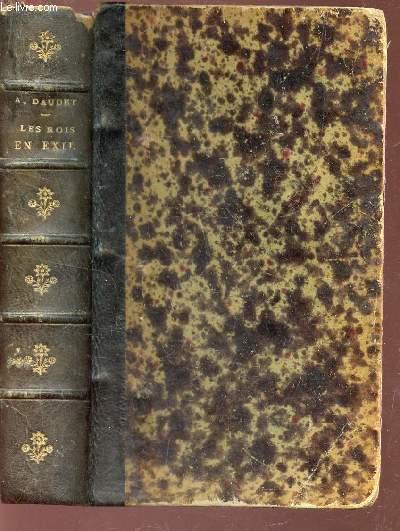 LES ROIS EN EXIL - roman parisien / 35e EDITION.
