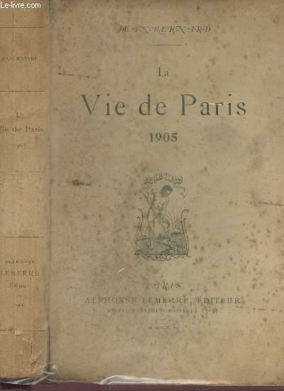 LA VIE DE PARIS -