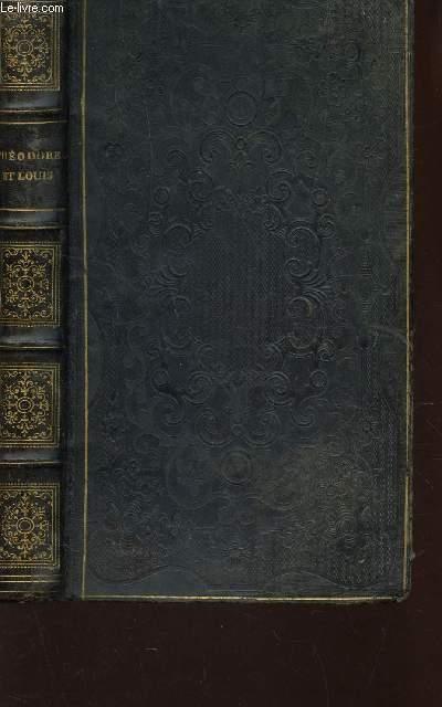 THEODORE ET LOUIS OU LE REMPLACANT ET LE REMPLACE - EPISODE DE LA CAMPAGNE DE 1813.