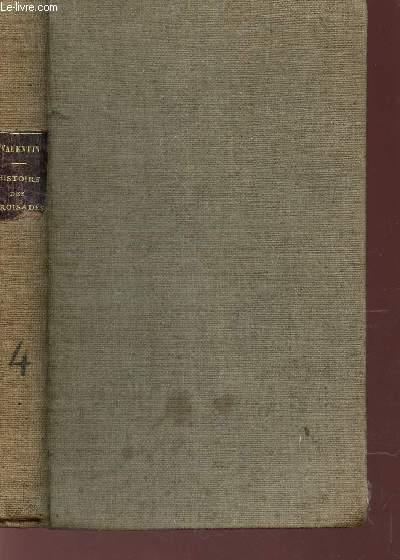 ABREGE DE L'HISTOIRE DES CROISADES (1095-1292) / 13e EDITION.