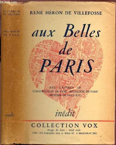 AUX BELLES DE PARIS