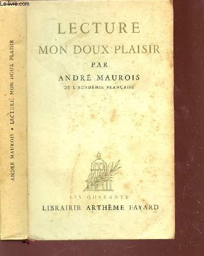 LECTURE MON DOUX PLAISIR / COLLECTION LES QUARANTE