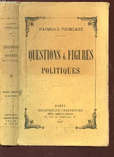 QUESTIONS ET FIGURES POLITIQUES -