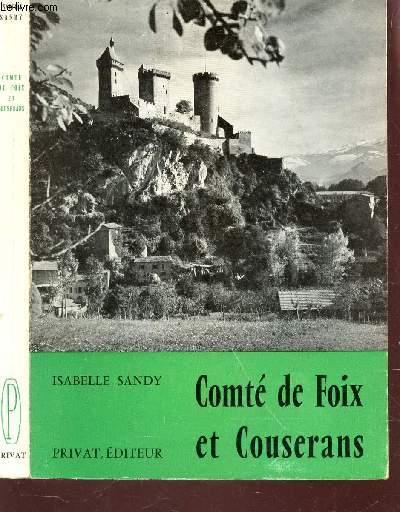 COMTE DE FOIX ET COUSERANS