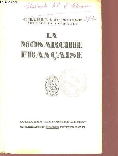LA MONARCHIE FRANCAISE - LIVRE II.