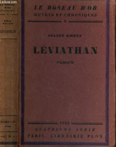 LEVIATHAN - TOME 4 DE LA COLLECTION
