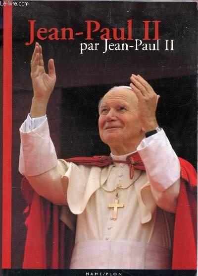 JEAN-PAUL II - Textes mis en scène par dominique CHIVOT.