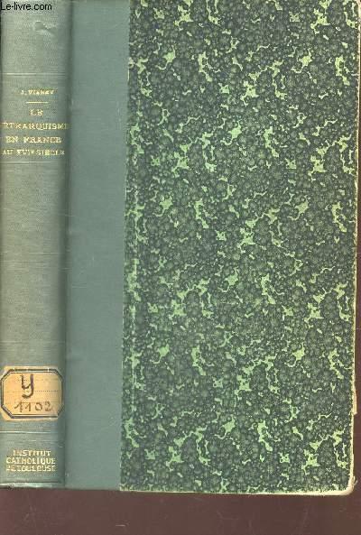 LE PETRARQUISME EN FRANCE AU XVIe SIECLE / VOLUME XXIII DELA COLLECTION