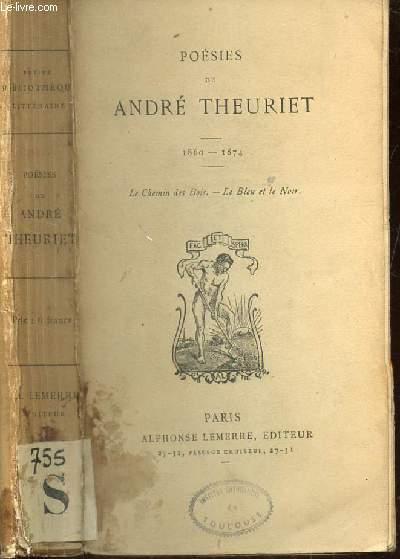 POESIES - 1860-1874 / Le chemin des Bois - Le bleu et le Noir.