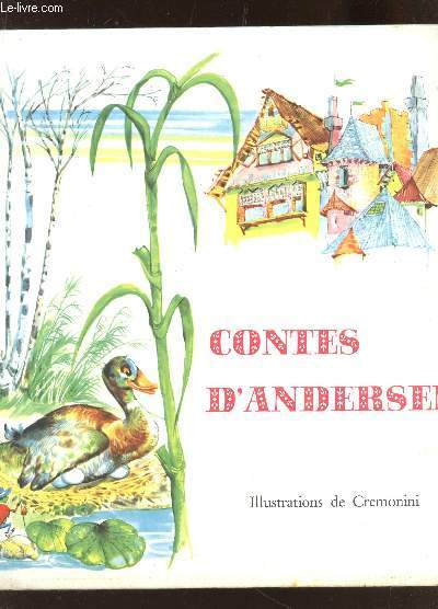 CONTES D'ANDERSEN / COLLECTION CRISTAL.