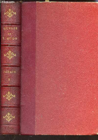 OEUVRES COMPLETES DE VICTOR HUGO / TOME 2 : ODES ET BALLADES, II - LES ORIENTALES . (1819-1828 / 1823-1828 / LES ORIENTALES).