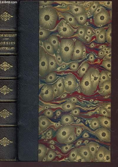 POESIES NOUVELLES - 1836-1852 /