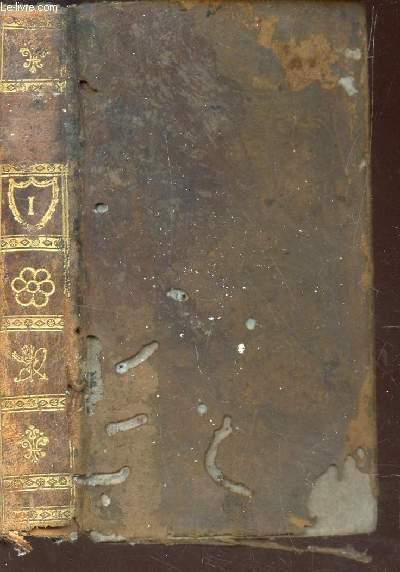 METAMORPHOSES D'OVIDE - traduction nouvelle avec le latin a coté - TOME PREMIER.