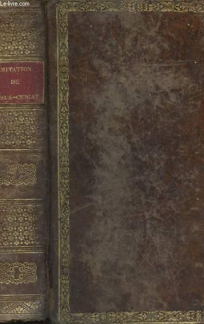 L'IMITATION DE JESUS-CHRIST - avec une pratique et une priere a la fin de chaque chapitre et l'ordinaire de la messe en latin et en français /  TRADUCTION NOUVELLE