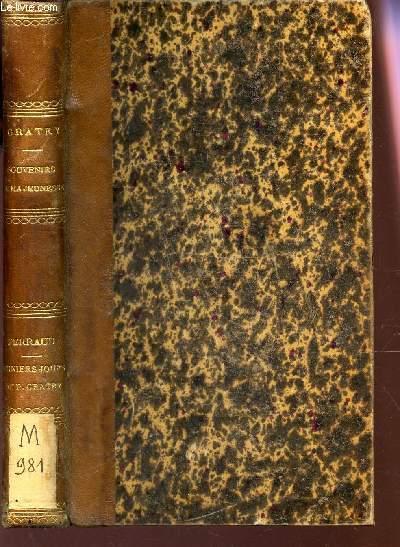 SOUVENIRS DE MA JEUNESSE - PREMIERE PARTIE : L'enfance -  Le collège - L'ecole polytechnique - Strasbourg et le sacerdoce / SES DERNIERS JOURS SON TESTAMENT SPIRITUEL (1872).