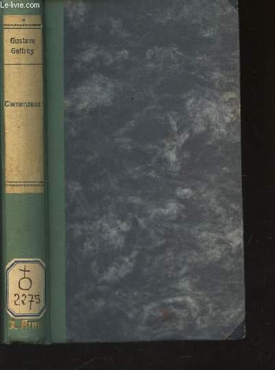 CLEMENCEAU - suivi d'ue etude de Louis LUMET avec sitations de G. Clémenceau sur la Grande-Bretagne pendant la guerre - texte francais et anglais.