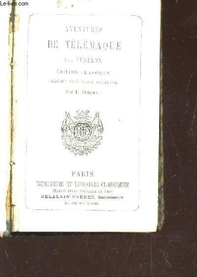 AVENTURES DE TELEMAQUE / EDITION CLASSIQUE