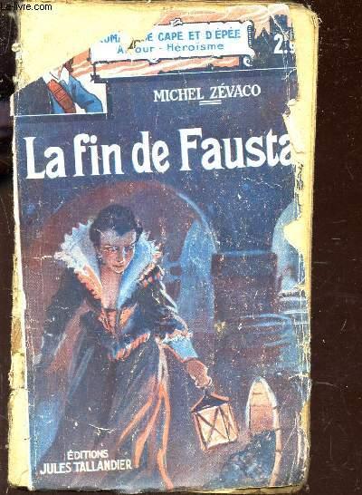 LA FIN DE FAUSTA /