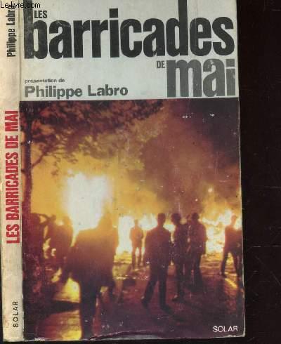 LES BARRICADES DE MAI