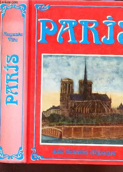 PARIS - 430 dessins d'époque.