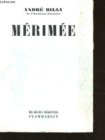 MERIMEE / COLLECTION
