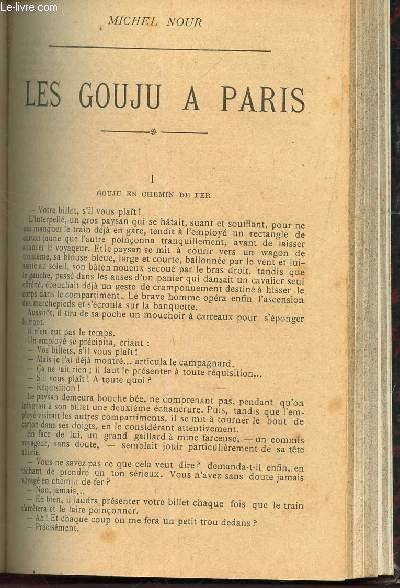 LES GOUJOU A PARIS + LA PIPE.
