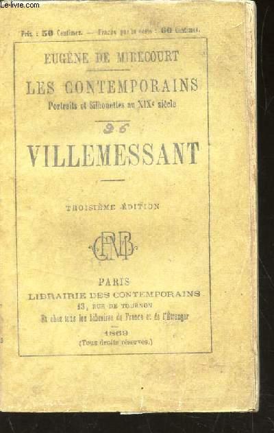 VILLEMESSANT / N°8 de la collection