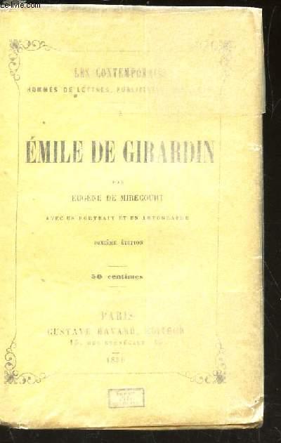 EMILE DE GIRARDIN / COLLECTION