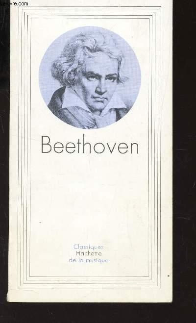 BEETHOVEN - Collection CLassique Hachette de la musique.