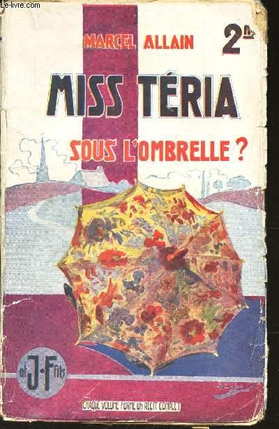 MISS TERIA - SOUS L'OMBRELLE?