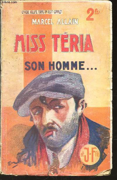 MISS TERIA SON HOMME ....