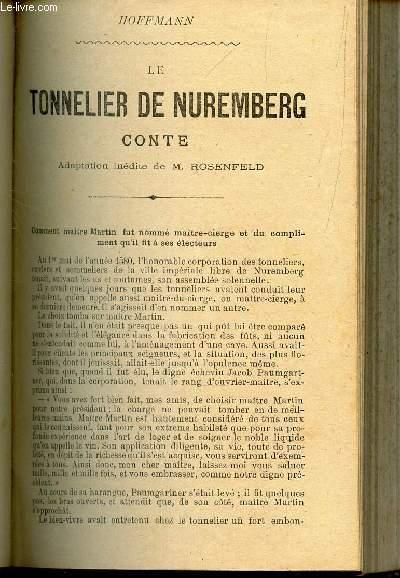 LE TONNELIER DE NUREMBERG - CONTE -