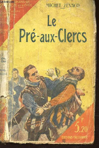LE PRES-AUX-CLERC
