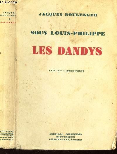 SOUS LOUIS-PHILIPPE  - LES LANDYS